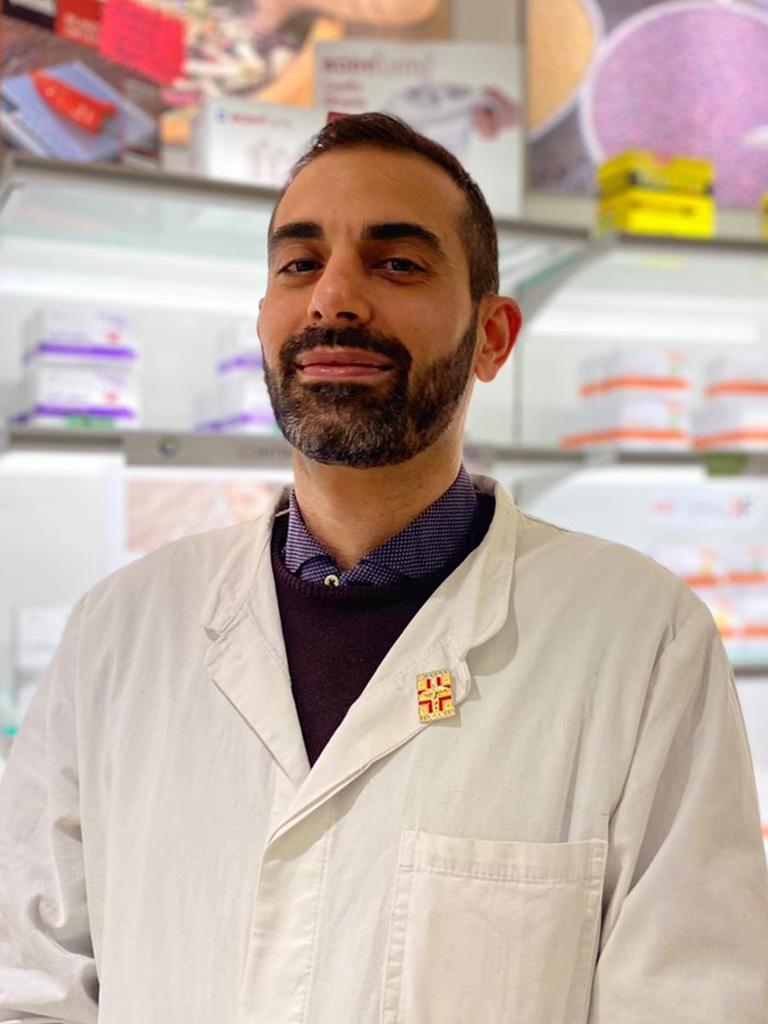 Dott. Domenico Alessandro Palamara